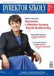 Rozmowa z Minister Joanną Kluzik-Rostkowską