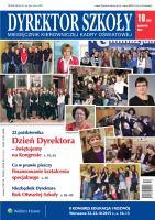 22 października Dzień Dyrektora – świętujemy na Kongresie