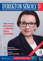 Polityka edukacyjna. Rozmowa z Minister Anną Zalewską