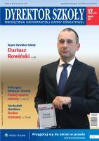 Super Dyrektor Szkoły Dariusz Rowiński